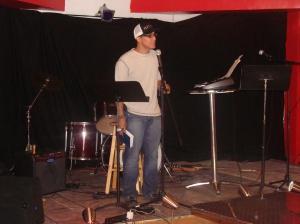 Ken Preaching