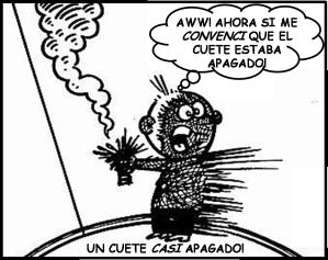 UN CUETE CASIA PAGADO